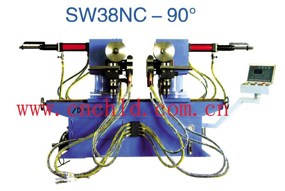 產品圖片雙頭液壓彎管機圖片  雙頭液壓彎管機進入企業網
