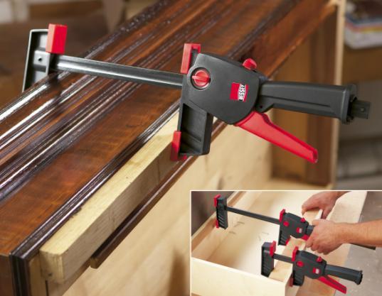 德国木工多用夹具样本及产品图片