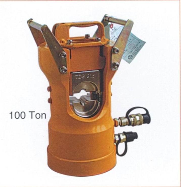 100 Ton 压接机图片