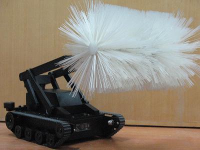 中央空调清洗机器人 中央空调机器人 中央空调清洗机器