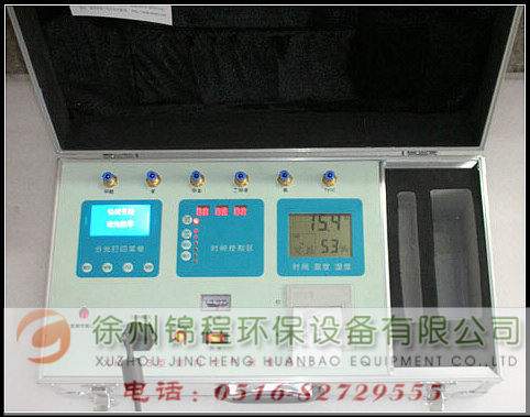 室内装修污染检测仪 手持甲醛检测仪 便携式甲醛检测仪图片