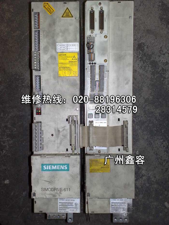 西门子伺服放大器维修样本及产品图片图片