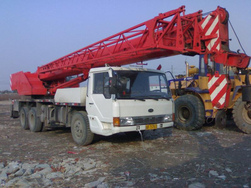 """手浦沅吊车市场""""25吨吊车""""图片: www.jd37.com/sell/ViewPic.asp?id=1488321"""