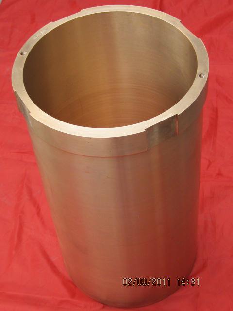 矿机s_供应大型矿山机械s240耐磨铜衬套专业定制价