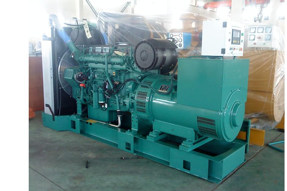 柴油发电机组 江苏星光发电设备有限公司 机电商情网产品供高清图片