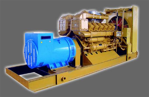 输出功率400KW500KVA康明斯柴油发电机样