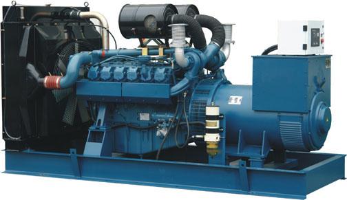 供应机组型号XG-400GF输出功率400KW500K
