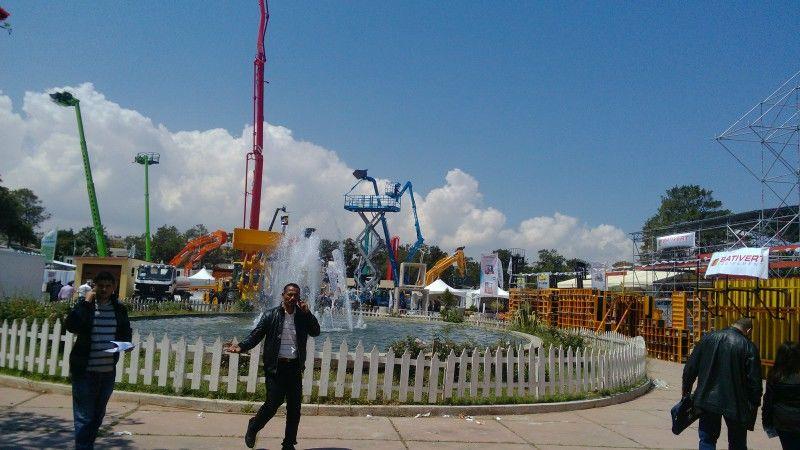 2015年智利北方矿业及矿山机械展览会样本及