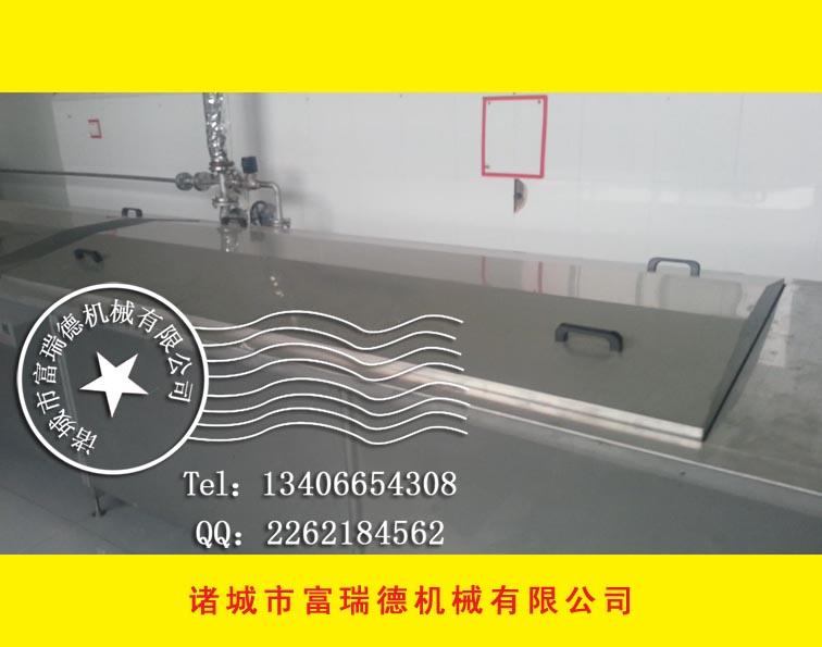 蘑菇 诸城 山东/供应蘑菇,蛤蜊肉蒸煮机,漂烫机