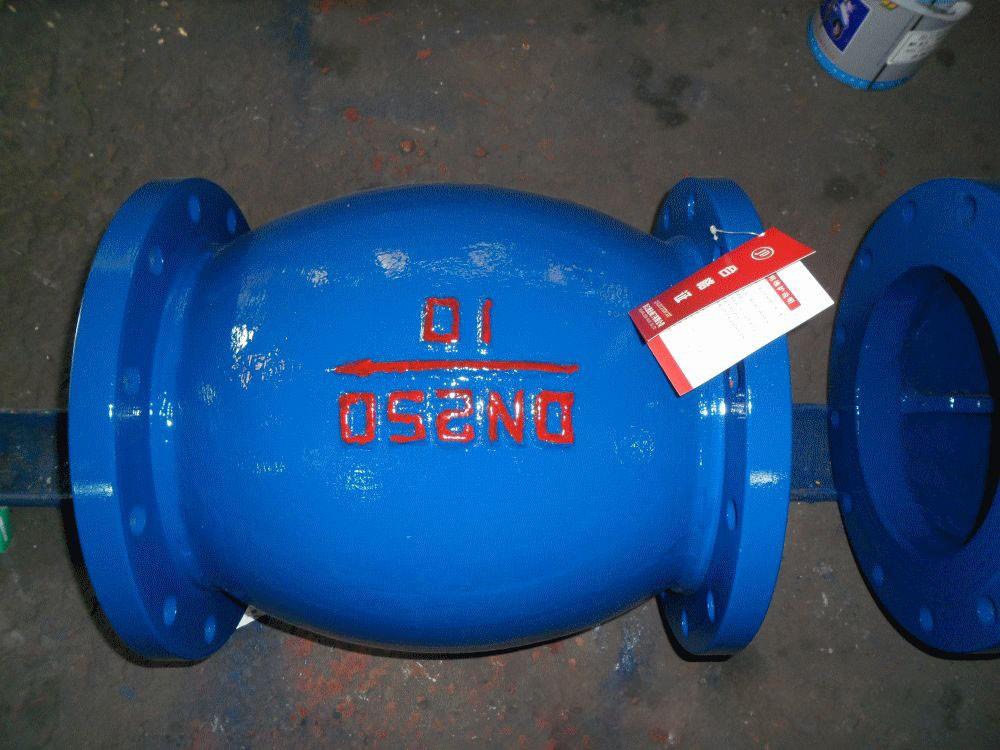 球型止回阀价格_球式球形止回阀污水止回阀球形止回阀价格远