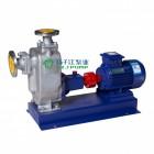 自吸泵:ZW型不锈钢自吸排污泵|自吸污水泵|无堵塞自吸泵