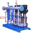 给排水设备:生活变频气压供水成套设备
