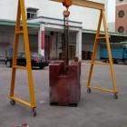 公明模具吊—手动2吨模具吊—专业定做模具吊厂家