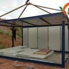 供青海集装箱活动房和格尔木玉树集装箱规格