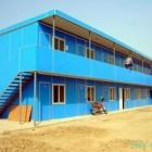 供银川轻钢活动房和宁夏双坡彩钢活动房生产厂家