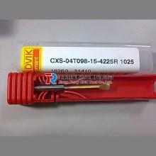 原装整体合金刀具CXS-06R200-6225R 1025