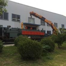 工业炉生产线卸车、吊装、定位一条龙服务
