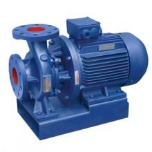ISWR卧式单级单吸热水泵不锈钢泵循环泵