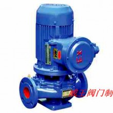 ISGB立式管道离心泵管道化工离心油泵单级自吸排水泵 管道泵