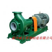 氟合金离心泵 IHF100-65-200 强酸强碱专用