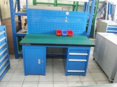 定制钳工桌_3个抽屉钳工桌生产厂家