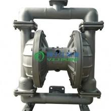 大流量颗粒专用隔膜泵多功能QBY-65气动隔膜泵
