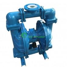 厂家QBY-65工业铸铁气动隔膜泵隔膜泵 喷漆油墨气动隔膜泵
