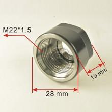 大量供应ER16-A/B/M/MS螺帽 高精准雕刻机螺母