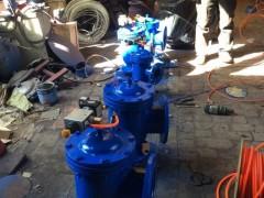 自产自销的气动排泥阀 隔膜排泥阀 液动排泥阀