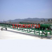 爬坡装车输送机加工,袋装物料输送机 t6