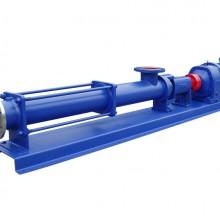 G型不锈钢单螺杆泵 G型螺杆泵