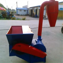粉碎搅拌一体机 自吸式上料粮食粉碎机 大型锤片式粉糠机