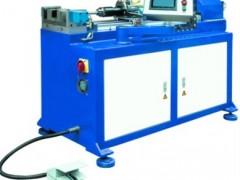 专供集热器联箱冲孔翻边机,集热器联箱开孔翻边机