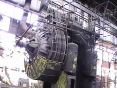 俄罗斯新型1000吨热模锻