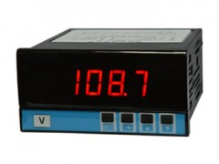 数显WHA-96BDV直流电压表苏州昌辰