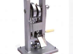 小型手摇单冲压片机