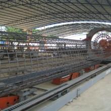 数控钢筋笼滚焊机山东厂家 数控钢筋笼滚焊机参数滚焊机产量