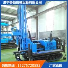 HQZ200履带式气动水井钻机 气动打井机水井钻机200米