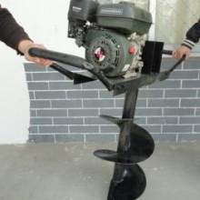 手抬式螺旋刨坑机 汽油刨穴机 多功能钻地挖坑机