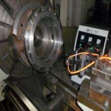 蝶阀阀板加工 华云豪克能镜面加工 机械加工设备