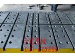 铆焊平板,铸铁铆焊平板的质量要求