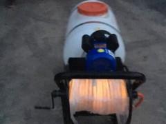 消杀除虫打药机拉管式推车喷药机高压喷雾器
