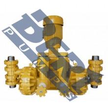 进口对置式计量泵|英国BERT伯特泵业
