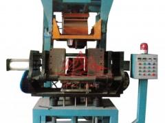 垂直分型壳芯机 双工位覆膜砂射芯机厂家