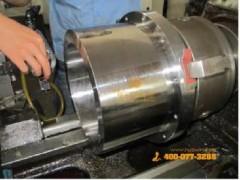 华云豪克能石油机械传动轴表面光整加工 超声波环保镜面抛光