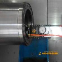 豪克能金属表面加工设备离心力推料油缸加工