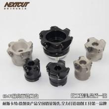 耐斯卡特 EMR-5R-50/63/80/100圆鼻面铣刀盘