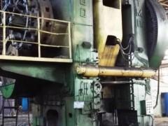二手锻压机俄罗斯4000吨热模锻