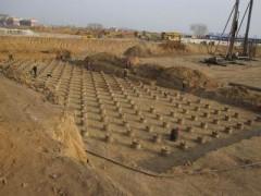 供甘肃水泥土挤密桩施工厂家