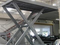 液压升降货梯液压登车桥哪家工艺最好,信赖济南力卓升降机械,售